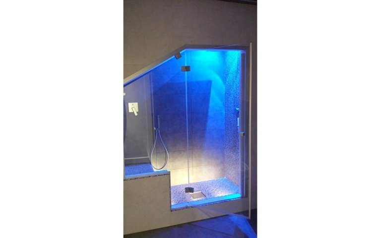 box doccia in vetro temperato