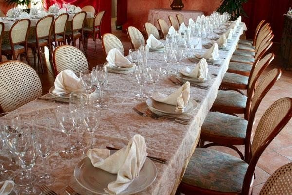 pranzi di cerimonia