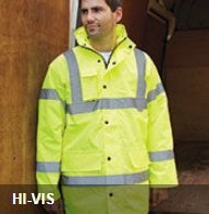 High Visibility Clothing Walsall
