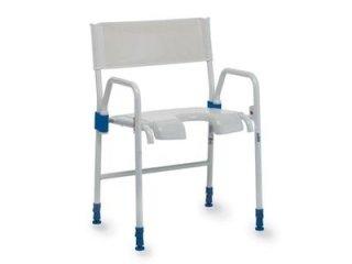 sedia da bagno per disabile
