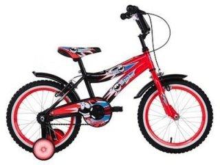 bicicletta con rotelle per disabili