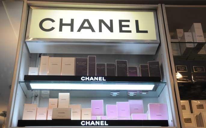 trucchi Chanel