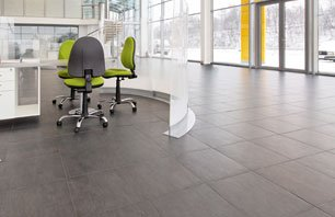 variety of flooring
