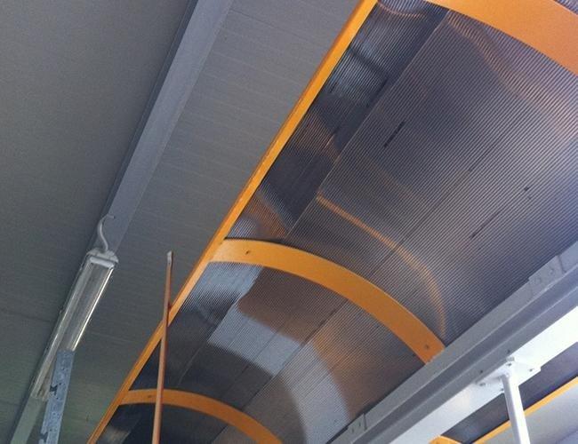 montaggio e installazione coperture  Roma