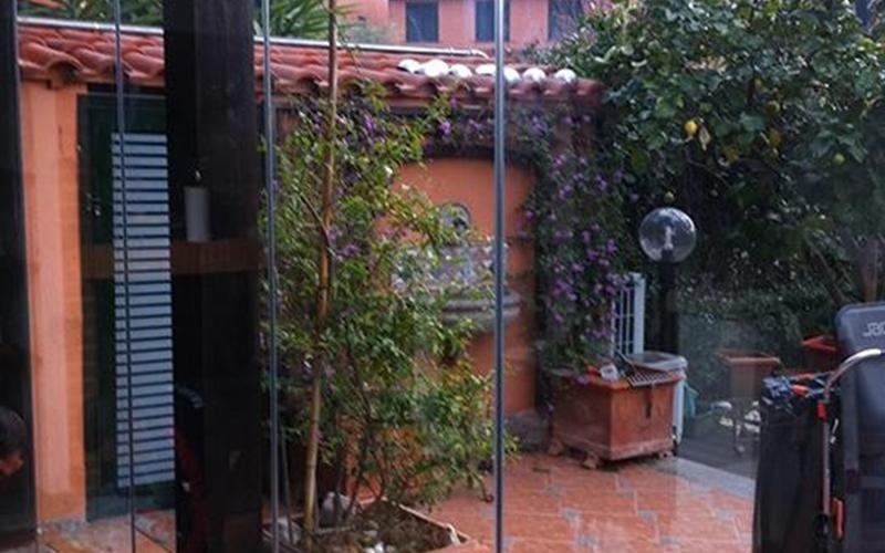vendita vetrate scorrevoli