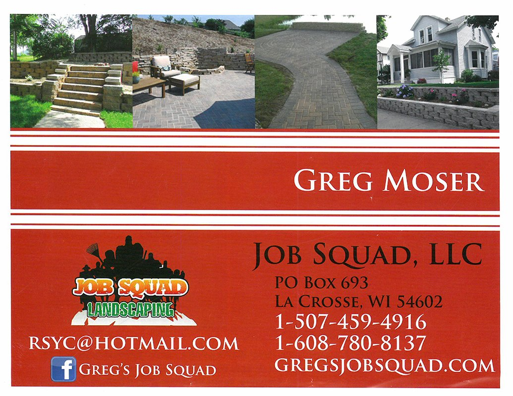 Greg's Job Squad