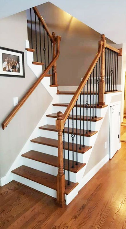 Improved staircase