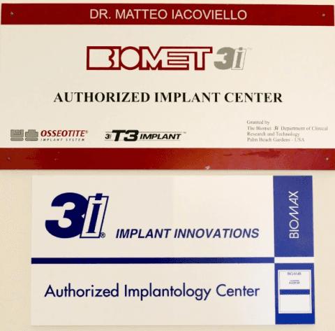 centro autorizzato implantologia