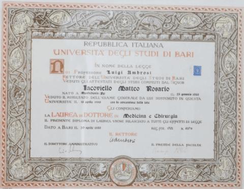 certificazioni di qualità