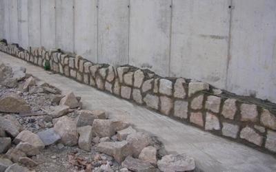 muri di sostegno