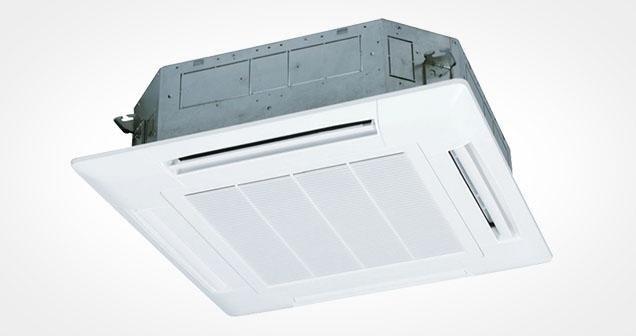 Monosplit DC Inverter Light Commercial – Cassetta 84×84