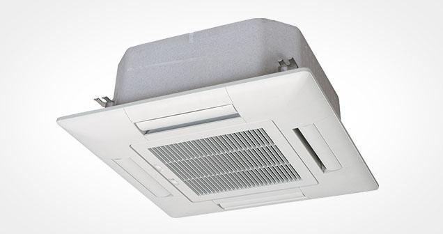 Monosplit DC Inverter Light Commercial – Cassetta 60×60