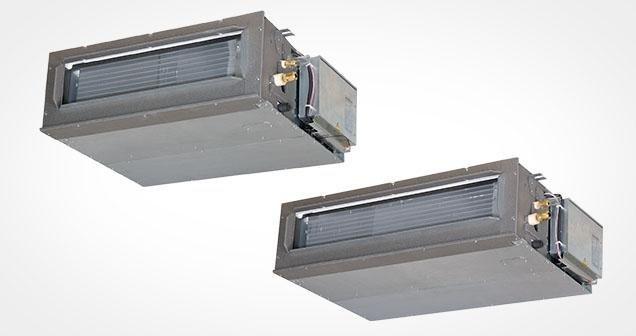 Monosplit DC Inverter Light Commercial - Canalizzabile a media prevalenza