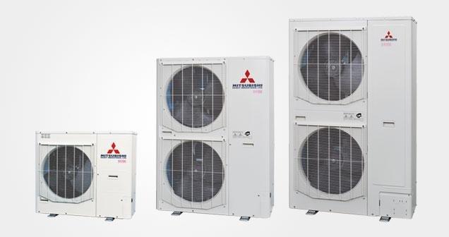 climatizzatori commerciali monosplit