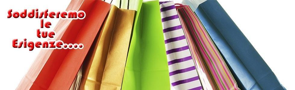realizzazione shopper personalizzate