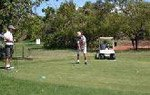 Two golf courses in Geraldton