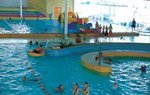 You can cool off at one of the indoor or outdoor pools at the Geraldton Aquarena