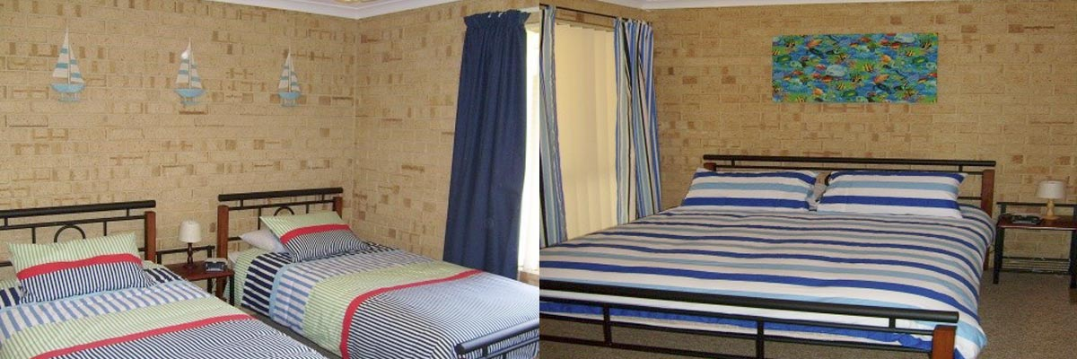 Fully self-contained short-term accommodation in Geraldton