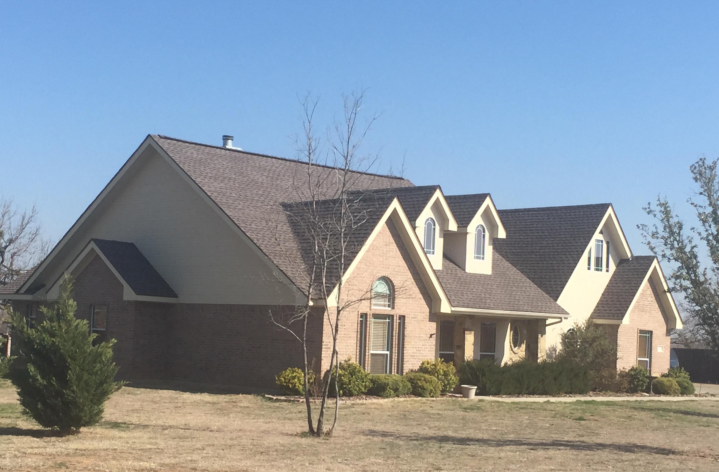 residential roofing company Abilene, TX