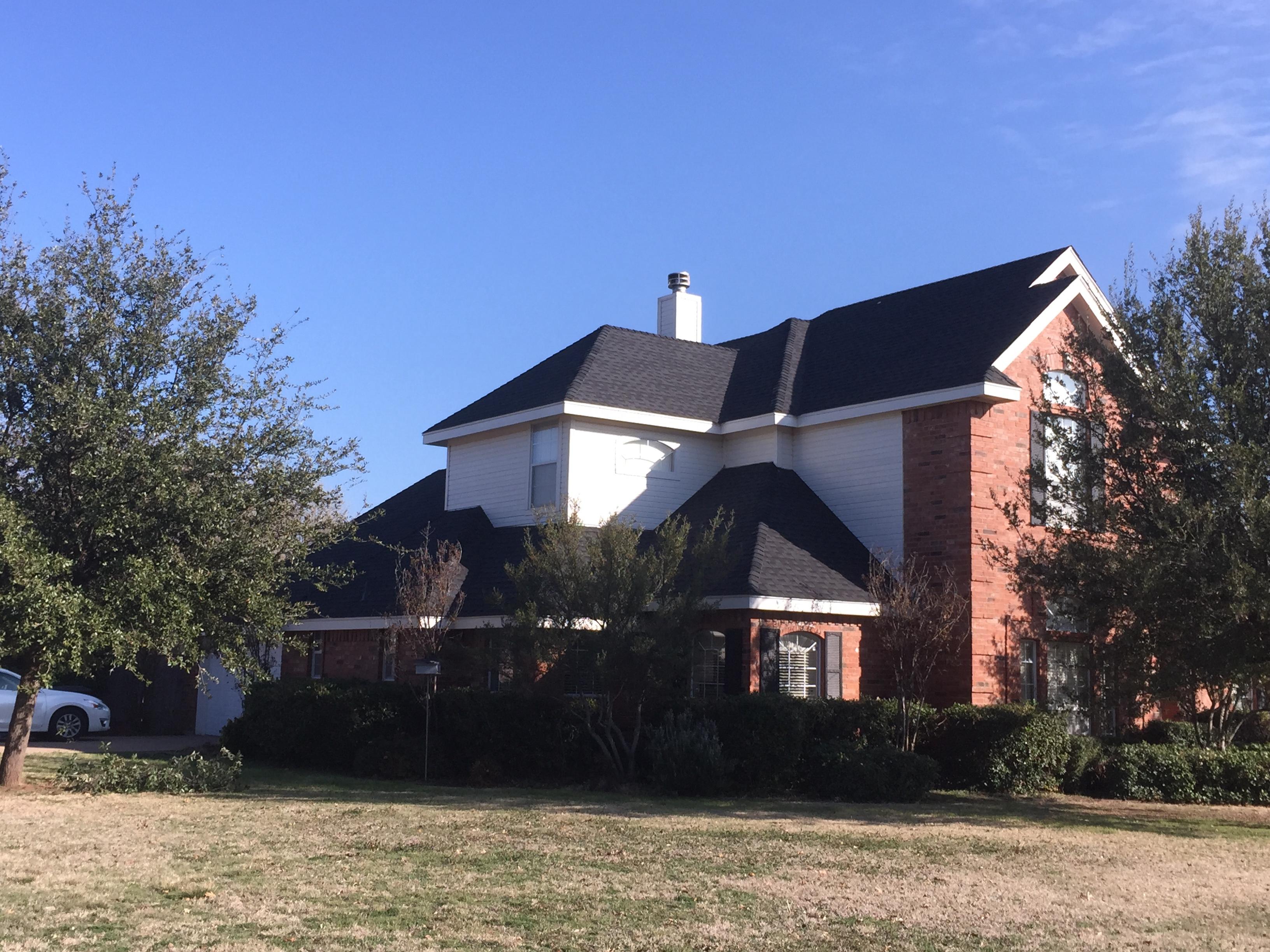 Residential Roofing Abilene, TX