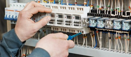 Safe electrical work