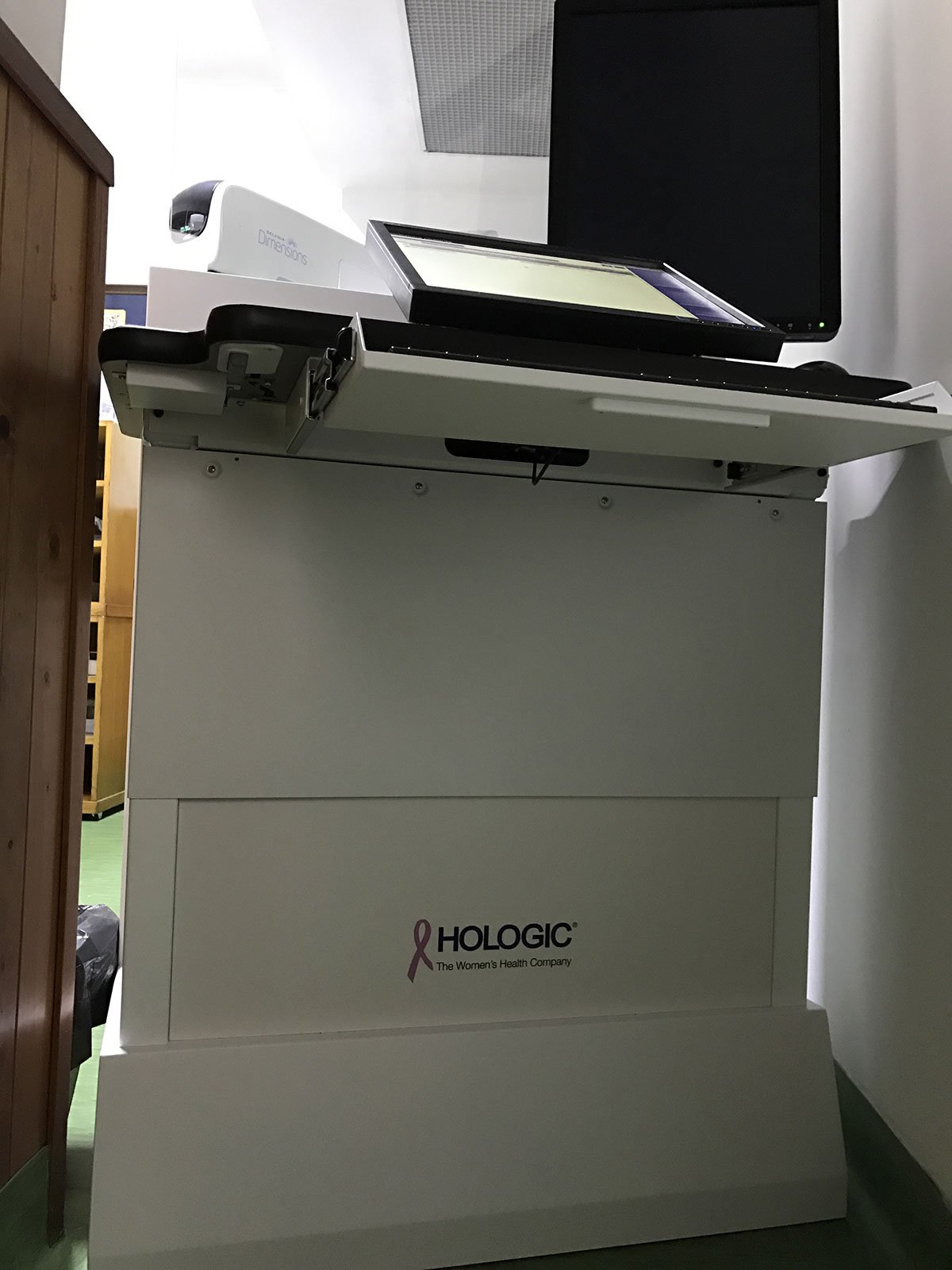 mammografia tridimensionale