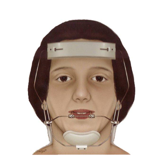 Maschera facciale di Delaire