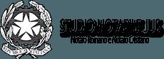 logo Studio notarile Jus Romano