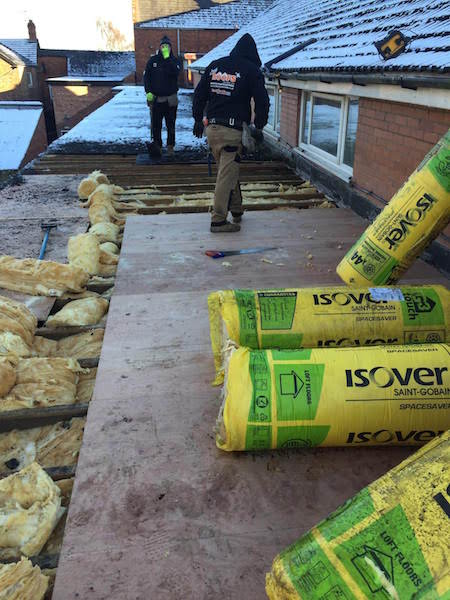 Flat Roofs By Just Roofs Cheshire