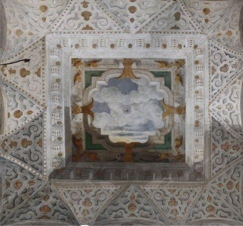 Grumello Cremonese: Affaitati, affreschi