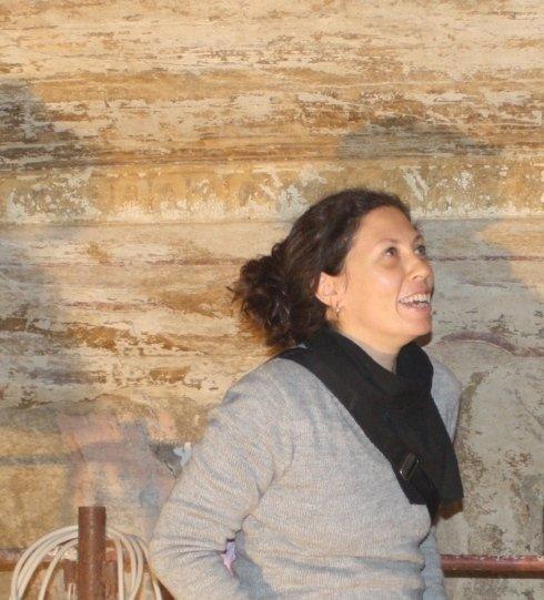 Curriculum di Maria Cristina Regini