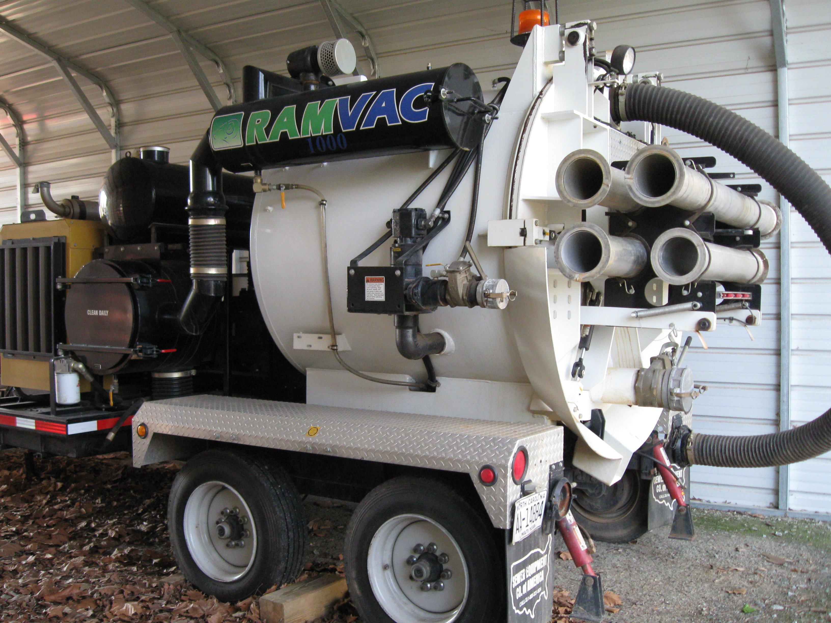 Sewer Service Burlington, NC