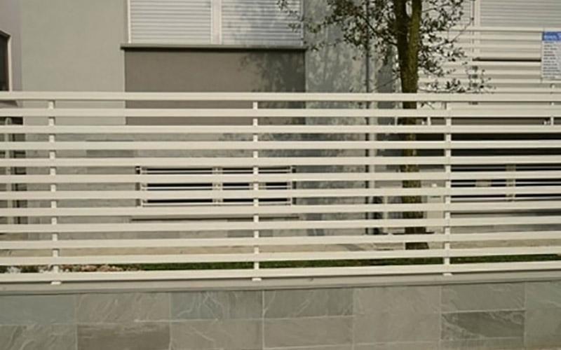 recinzione su misura
