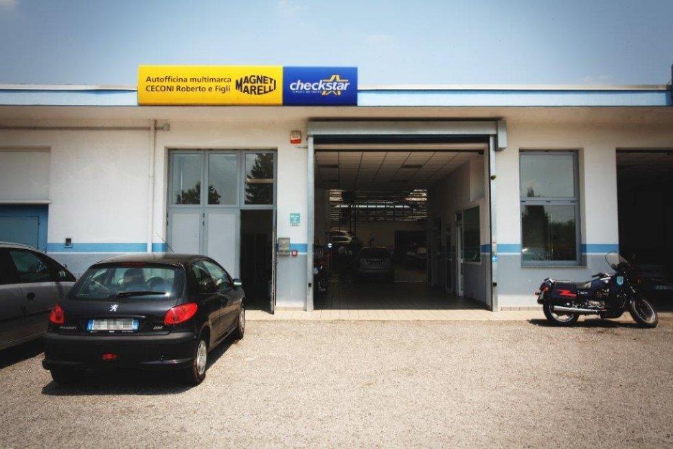 Autofficina Ceconi Roberto Udine