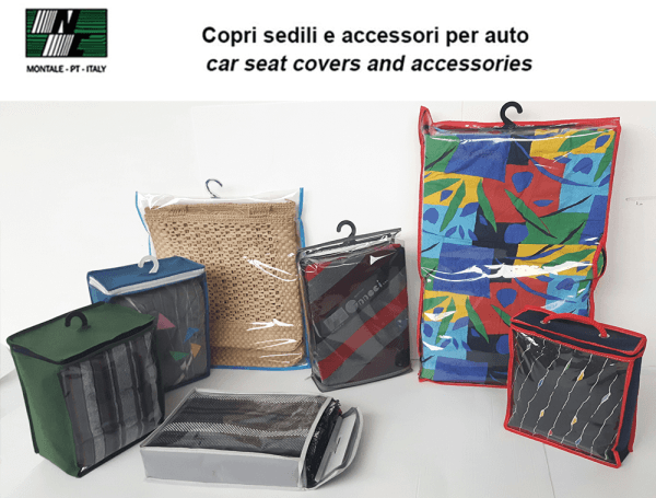Copri-sedili e accessori per auto - car seat covers and accessories