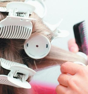 Hairdresser - Hilton, Repton, Littleover, Derby - New You Hair Design & Beauty - rollers