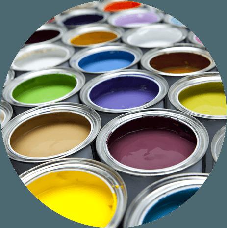 vernici e prodotti da ferramenta