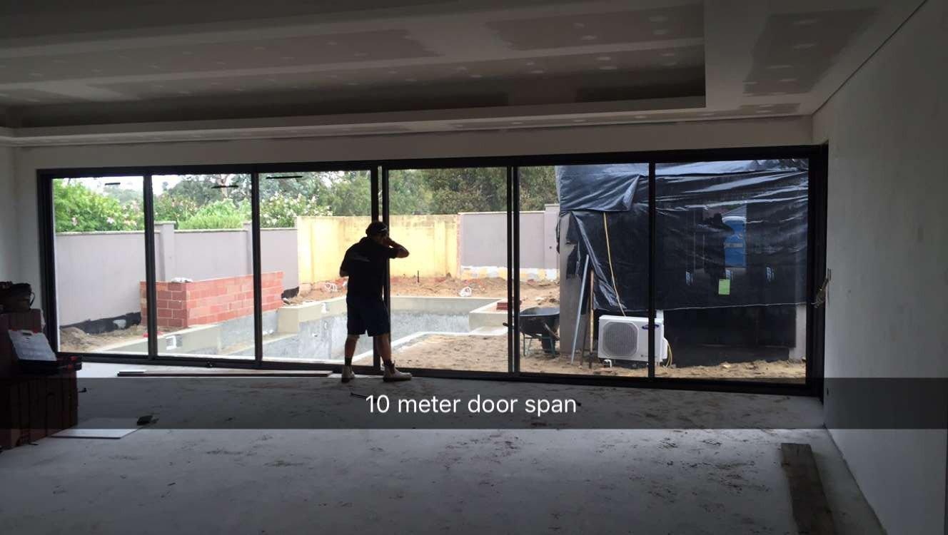 10 meter doors