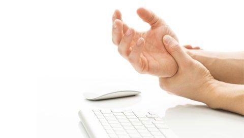 Cura dei dolori da tendinite