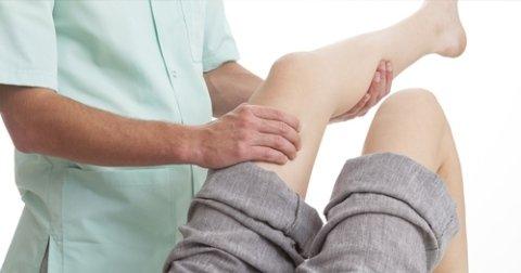 Esercizi di rieducazione ortopedica