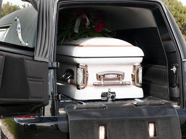 Servizio di trasporti funebri