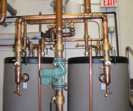 Plumbing fittings from home heating company in Anchorage, AK