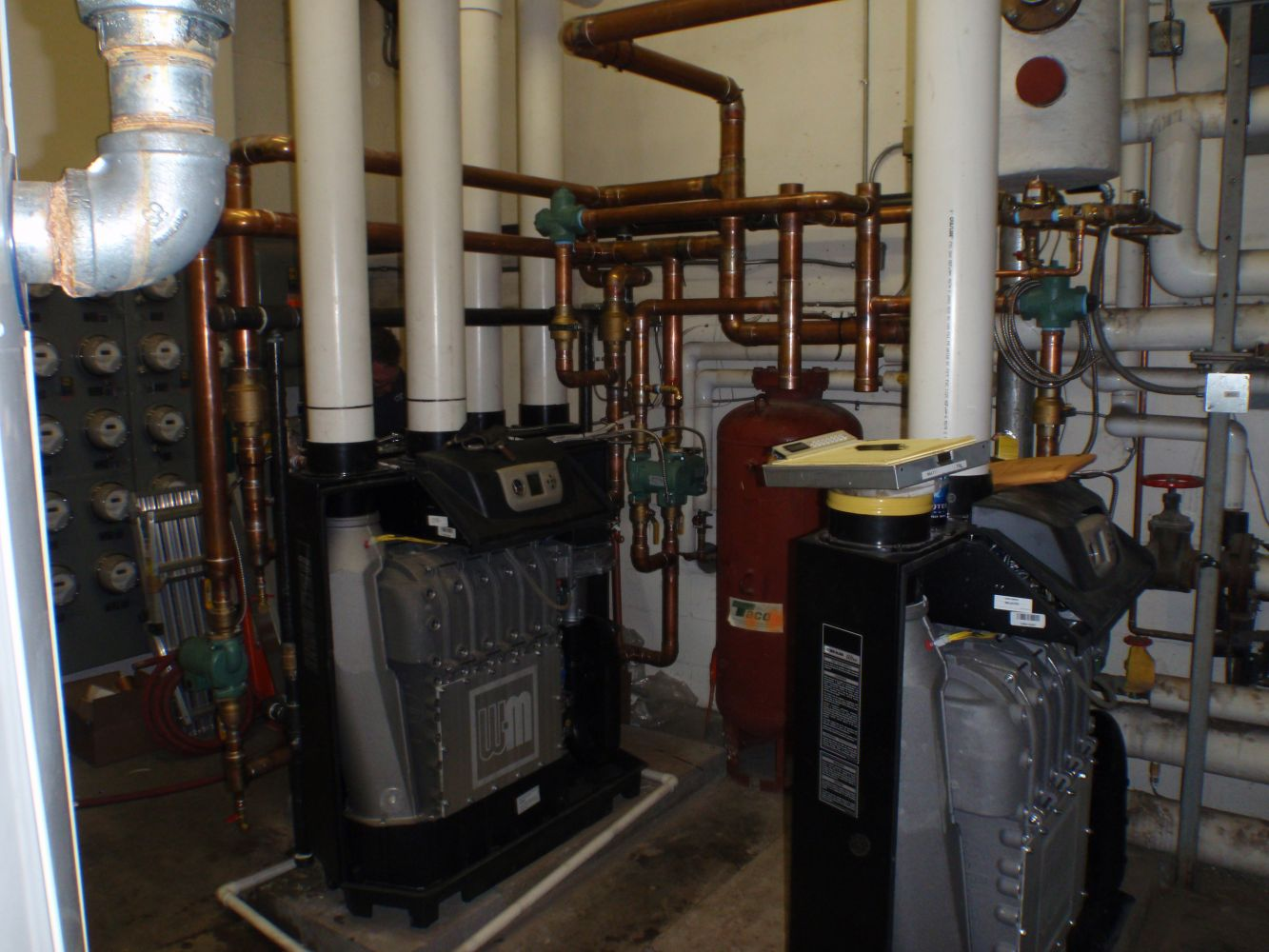 COMMERCIAL GALLERY heating  and plumbing repairs system Anchorage, AK