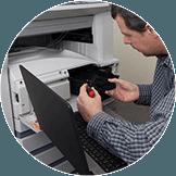 Assistenza macchine  copiatrici