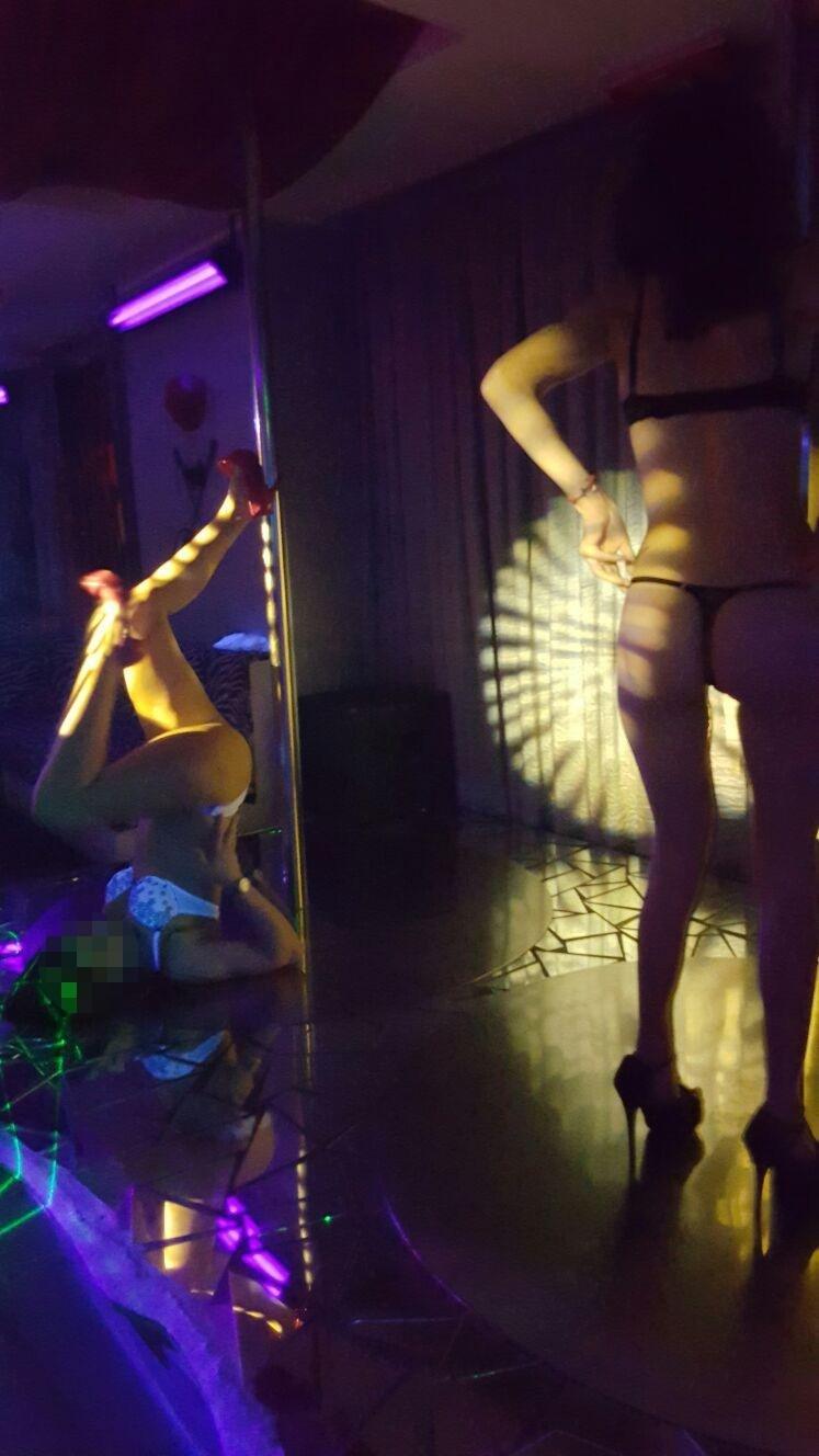 Lap dance sexy