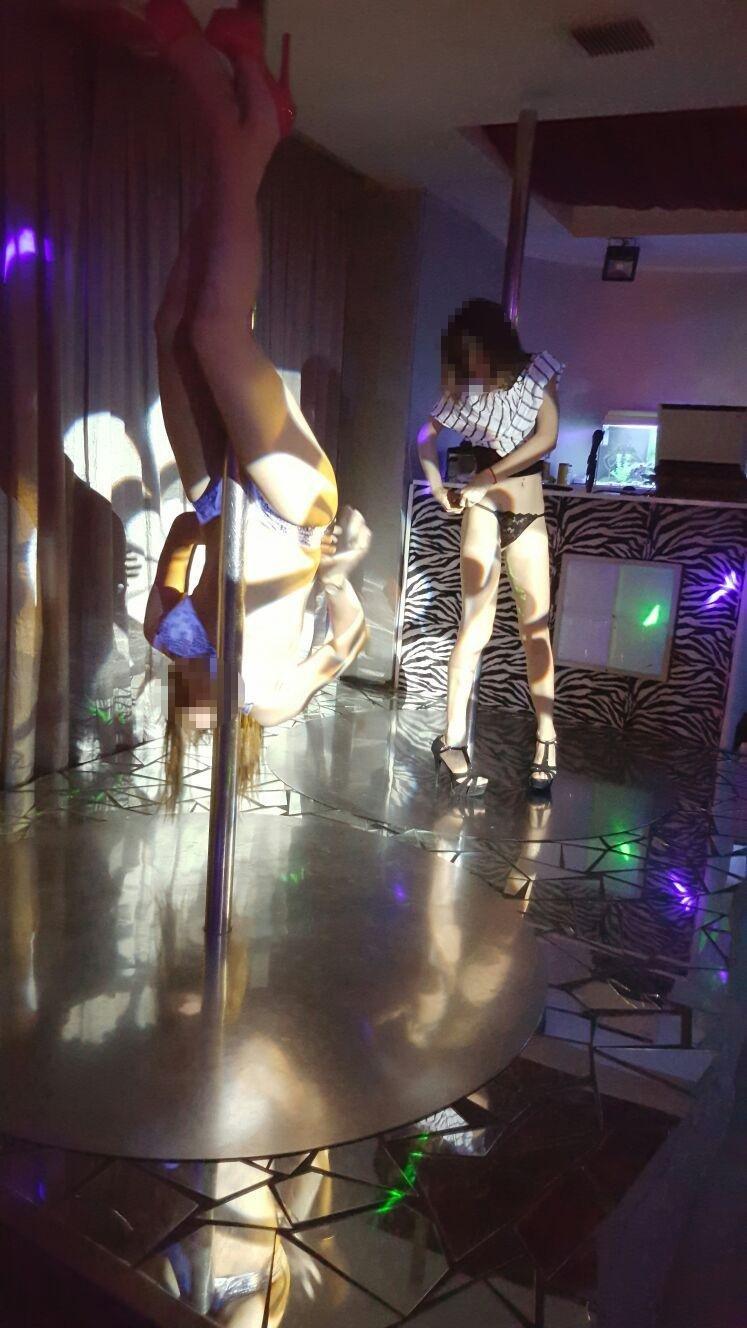Spettacoli con ballerine
