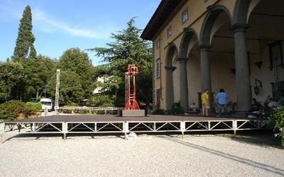 palco modulare villa oliva