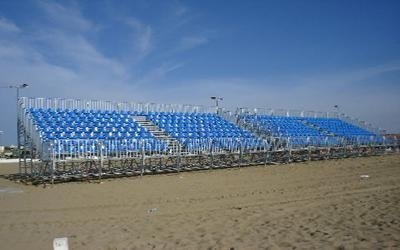 tribuna con seduta singola