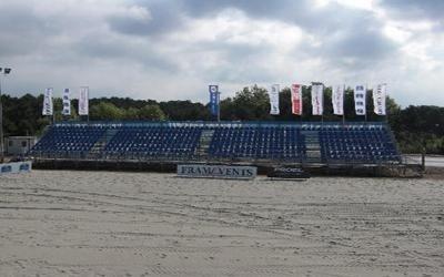 tribune modulari beach stadium