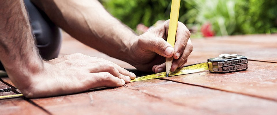 carpentry repairs